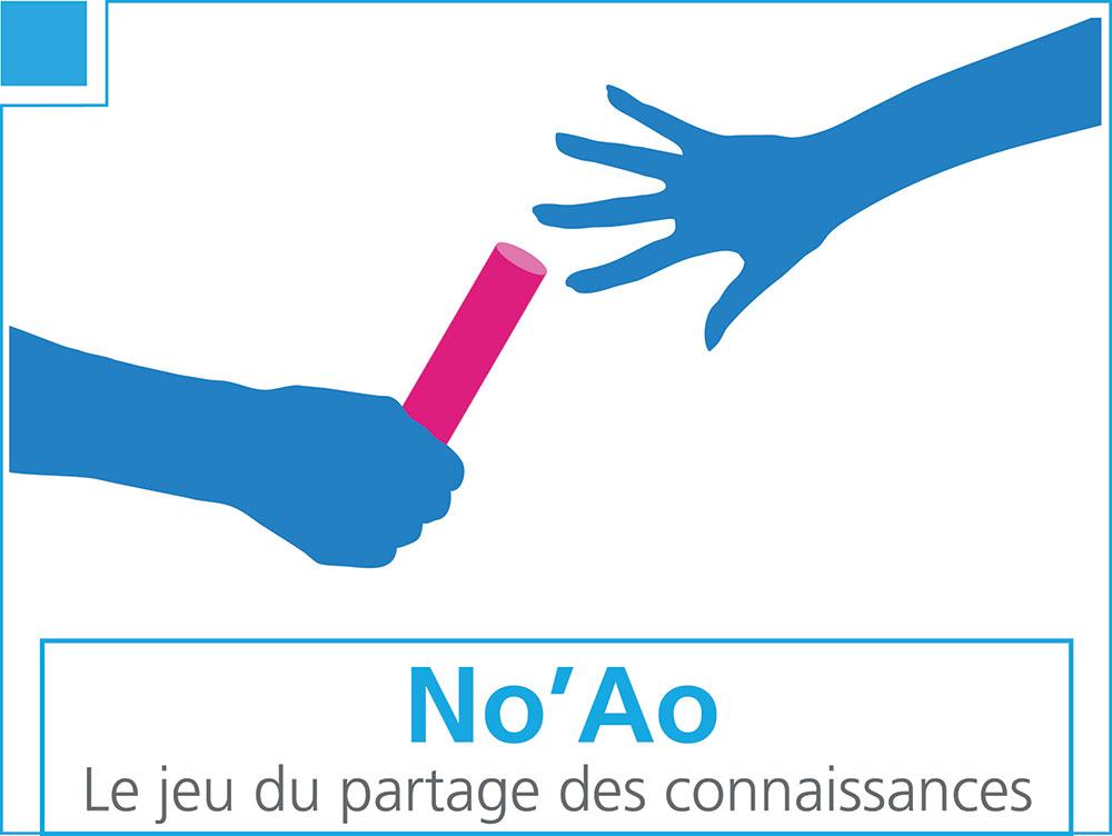 No'Ao, le jeu du partage des connaissances