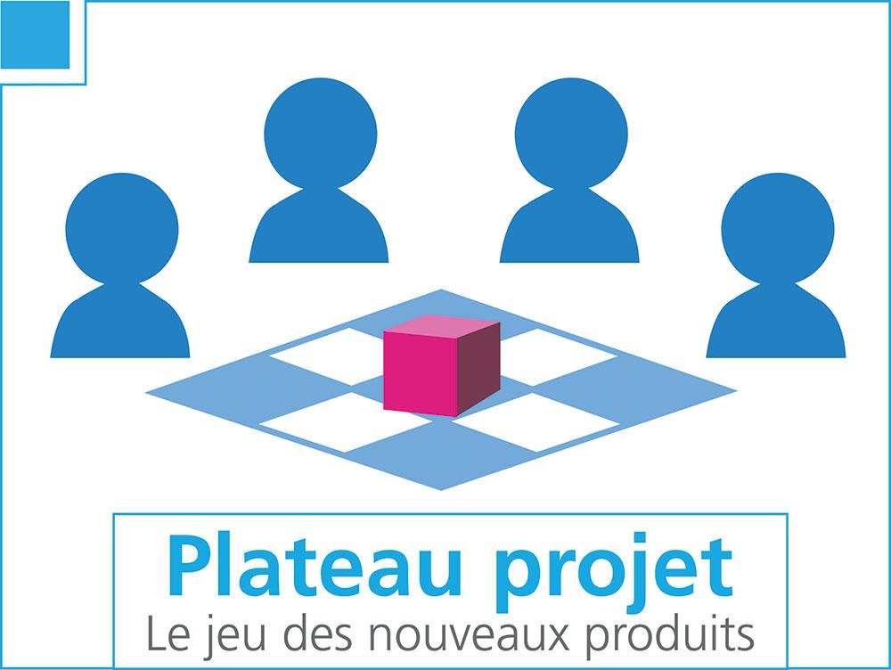 Plateau Projet, le jeu des nouveaux produits