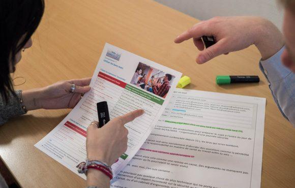 Com'Tact, Communiquer avec efficacité