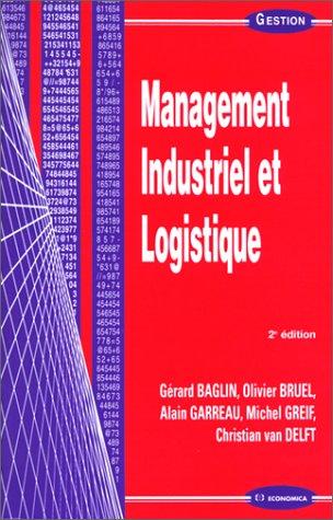 Management industriel et logistique