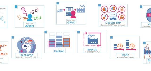 10 jeux sur le Supply Chain Management