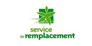 Service de remplacement